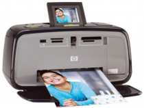 Imprimanta HP618 Photosmart, portabila