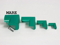 Coltar protector moale/mare AC-20 Verde