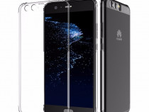 Husa telefon Silicon Huawei P8 P9 Lite 2017 clear ultra thin