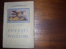 M. Gorchi - Povesti si povestiri ( 1953, cu ilustratii )*