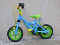 """Bicicleta Hudora Avigo cu roti pe 10"""""""