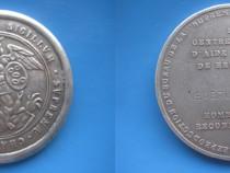 Medalia Sigiliul Bruxelles- Verbruggen Paul.