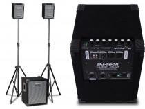 Set sonorizare DJ-Tech Cube 202