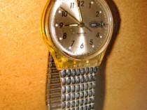 Ceas mana Swatch Swiss AG 1997 water resistent safe clock