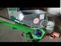 Masina de tratat cereale