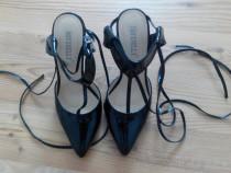 Pantofi eleganti 36 luciosi