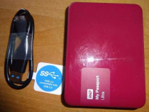 Ultra slim memorie externa USB 3 - hard disc 3 TBt
