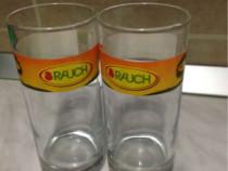 Set 2 pahare Rauch, model deosebit, nou