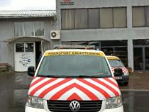 Servicii de insotire - escorta transporturi agabaritice