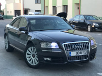 Audi A8 facelift, 2007,3.0 tdi,Variante auto,Impecabila!