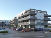Apartament doua camere  64 mp central