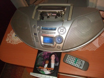 Radio Casetofon CD Panasonic RX-ES25 Touch Operation
