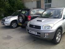 Dezmembrez Toyota Rav 4 2001-2005 motor 2,0 VVTI si 2,0 D4D