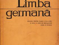 Limba germană clasa a XI-a