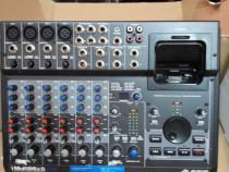 Mixer Alesis profesional imultimix 8 usb
