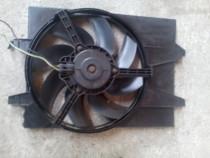 Ventilator radiator Fiesta model 2003 in sus