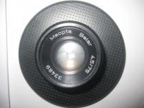 Obiectiv Meopta Belar 4.5_75 diam. 7cm. Stare foarte buna.