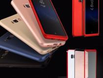 Samsung S8 S8 Plus - Husa Ultra Slim Din Silicon Full Cover