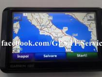 GPS Actualizare gps navigatie Garmin harti radare