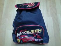 Lightning McQueen Cars ghiozdan / rucsac cca. 25 cm