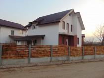 Casa cu 4 camere P+1+pod terasa camera tehnica central