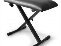 Scaun pentru pian pliabil Ibiza SKB07