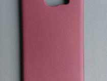 Carcasa protectie Samsung Galaxy S6 Husa din imitatie piele