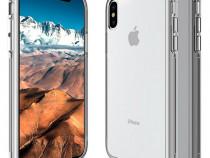 Iphone X 10 Husa 360 Ultra Slim Spate Plastic Fata Silicon