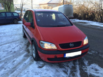 Opel Zafira 7 Locuri 2000 DTI Inmatric In RO