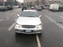Mercedes clk avangard 2,7 cdi din 2004 acte valabile