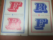 Dicționare Rom-Fr și Fr-Rom, 1968