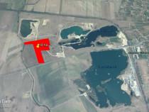 Teren arabil 100000MP/10 ha in localitatea Ghioroc