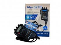 Statie radio cb portabila MIDLAND Alan 52 * Editie noua 2021
