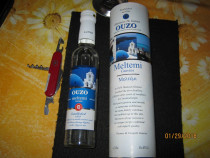 Ouzo original grecia,sticla 200 ml,in cutie originala,mostra