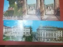 Set 5 cărți postale din Craiova