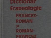 Dicţionar frazeologic francez-român şi român-francez