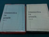 Gimnastica în școală/ 2 vol. / diapozitive/ 1981