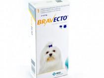 Bravecto pentru caini intre 2 - 4.5 kg (1 tableta)112,5 mg