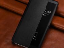 Husa slim piele Xoomz smart cover Huawei Mate 10 PRO cu view