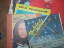 Set de 10 discuri vinilin muzica Românească