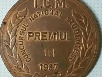 Medalie romania TCM