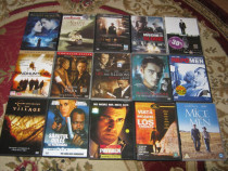 34 DVD filme cu eduard norton,colin farrell,jude law,j.foxx