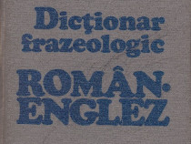 Dictionar Frazeologic Rom-Englez