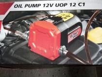 Pompa extragere ulei motorina masina pe baterie
