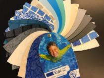 Liner / membrana piscina Elbe - Elbtal Germania