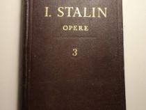 I. Stalin - Opere Vol 3