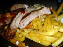 Casier/Casiera fast food