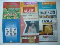 Manual manuale biologie, istorie, romana clasa 10 - 11 !