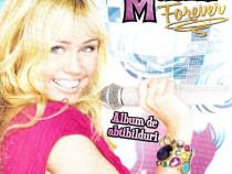 Hannah Montana album stickere