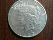Moneda din argint mari